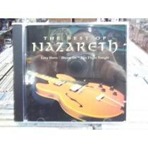 The Best Of Nazareth Cd Original Estado Impecável