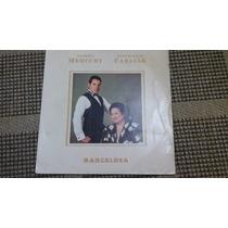 Lp-freddie Mercury Montserrat Caballé-barcelona