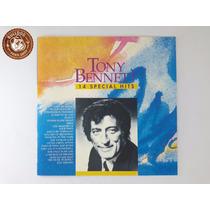 Cd Tony Bennett 14 Special Hits - Ganha Capa Nova B3