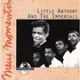 Cd- Little Anthony And The Imperials- Meus Momentos- Lacrado