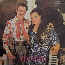 Lp Nelson E Jeanette (baile De Campana) 1974