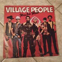 Lp Village People Macho Man 1978 Ótimo Estado