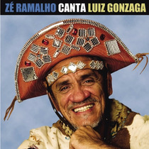 Zé Ramalho - Canta Luiz Gonzaga (cd Original E Lacrado)