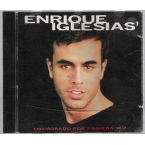 Cd Enrique Iglesias Cd Sem Contra Capa
