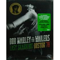 Cd + Dvd Bob Marley & The Wailers Easy Skanking In Boston 78