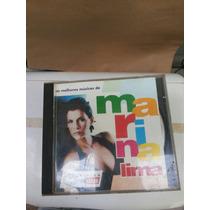 Cd: As Melhores Músicas De Mara Lima.