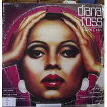 Lp Funk & Soul: Diana Ross - Especial - Frete Grátis