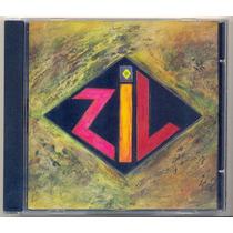 Cd Banda Zil - 1990 Zé Renato Claudio Nucci Ricardo Silveira