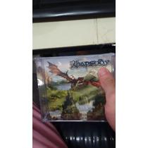 Cd + Dvd Nac. - Rhapsody - Symphony Of Enchanted Lands Ii