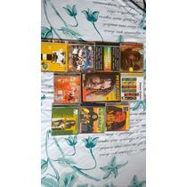 10 Cds De Reggae Bob Marley Peter Tosh Edson Gomes