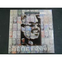 Stevie Wonder - Conversation Peace - Lp