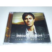 Cd Enrique Iglesias Live In Belfast