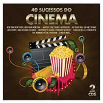 40 Sucessos Do Cinema (duplo) - Cd - Lojas Center Som