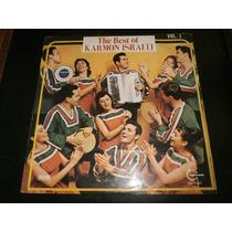 Lp The Best Of Karmon Israeli Vol.1, Disco Vinil, Ano 1976