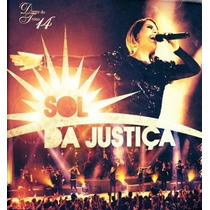 Diante Do Trono Cd 14 Sol Da Justiça
