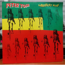 Peter Tosh - Greatest Hits - 1987 (lp)
