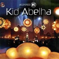 Cd Kid Abelha - Acustico Mtv