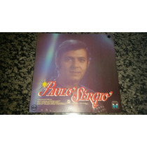 Lp Vinil Paulo Sérgio 1987