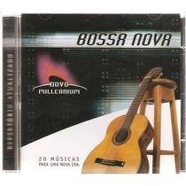 Cd-bossa Nova-novo Millenium-20 Musicas