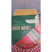 Chucho Martinez Gil México Canta Lp Continental 10 Pol 1955