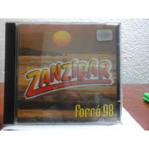 Cd Forró Zanzibar 98