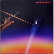 Supertramp - Famous Last Words - Vinil Brasileiro