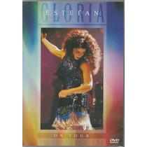 Dvd - Gloria Estefan - On Tour - Lacrado