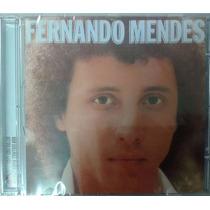 Fernando Mendes - Eu Queria Dizer Que Te Amo(1979) - Cd Lacr