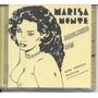 Marisa Monte Barulinho Bom Viagem Musical Cd Original Duplo
