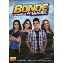 Dvd Bonde Do Brasil Ao Vivo Original + Frete Grátis