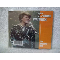Cd Dionne Warwick- The Greatest Hits Lacrado Frete Gratis