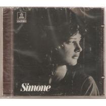 Cd Simone - Simone 1973 ( Lacrado - Frete Gratis )