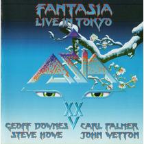Cd Asia - Fantasia Live In Tokyo (duplo)
