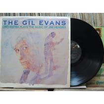 Gil Evans Orchestra Plays Music Jimi Hendrix Lp Jazz Blues