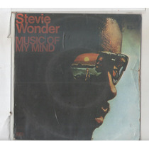 Compacto Vinil Stevie Wonder - Music Of My Mind - Tapecar