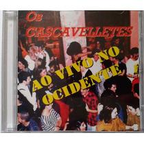 Cd Os Cascavelletes Ao Vivo No Ocidente (1988)