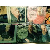 Cd Mattos Nascimento Coletânea 1,2,3