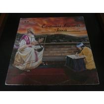 Lp Cantemos Louvores A Jeová - R-8 Cânticos 105-117, Vinil