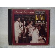 Cd Nat King Cole- Sweet Lorraine