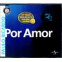 Paulo Ricardo Cd Single Promo Por Amor Novo Lacrado Raro