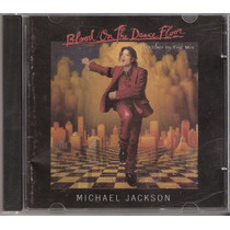 Cd Michael Jackson - Blood On The Dance Floor ( Sony )