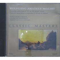 Classic Masters Cd Wolfgang Amadeus Mozart