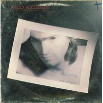 Lp Nico Rezende - Tudo Ficou Pra Tras - 1990 - Esfinge