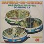 Lp Sambas De Enredo 81 - Grupo 1a - Top Tape