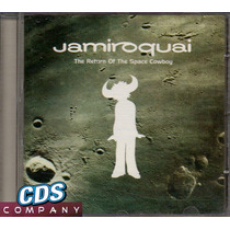 Cd Jamiraquai - The Return Of The Space Cowboy