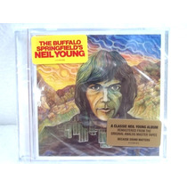 Neil Young Primeiro Album Cd Importado Novo Lacrado