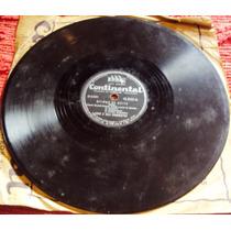 751 Mdv- Lp 1951- 33 1/3 Rpm- Vero E Orquestra- Rítmos Boite