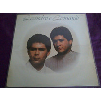 Lp - Leandro E Leonardo - Gravadora Continental 1.989