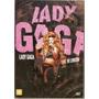 Dvd Lady Gaga - Live In London - Novo***