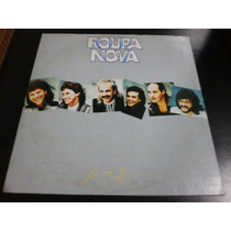 Lp Roupa Nova - Luz, Disco Vinil C/ Encarte, Ano 1988